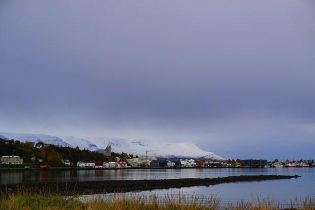 Akureyri postcard