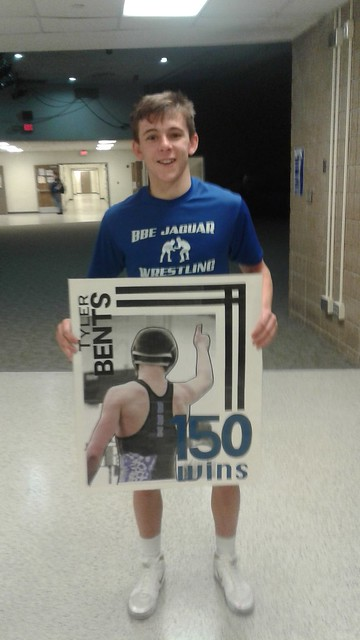 150th Win Tyler Bents Belgrade-Brooten-Elrosa
