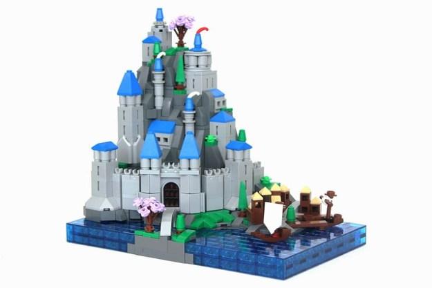 卡尔布里奇城堡
