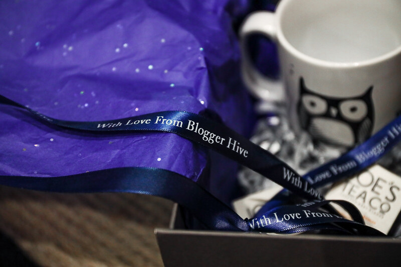 Blogger Hive hamper