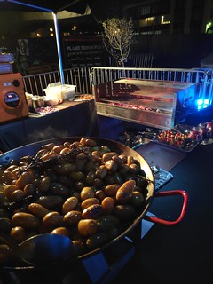 BBQ Grill Catering Service Bavaria Weihnachtsfeier #HummerCatering