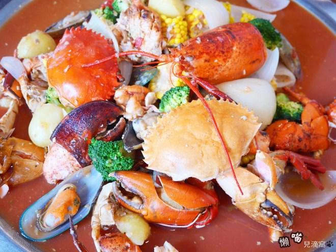 老漁港新海鮮美式餐廳
