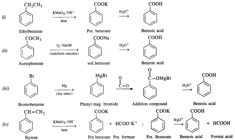 NCERT Solutions for Class 12 Chemistry Chapter 12 Aldehydes, Ketones and Carboxylic Acids te7