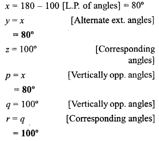 Selina Concise Mathematics Class 6 ICSE Solutions - Properties of Angles and Lines (Including Parallel Lines)-b4a