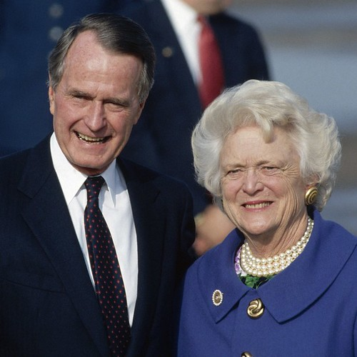 george-hw-bush-gift-to-barbara-bush-cow