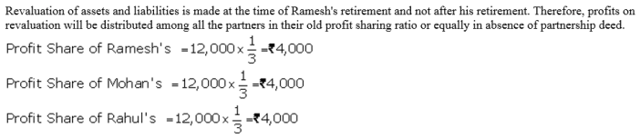 TS Grewal Accountancy Class 12 Solutions Chapter 5 Retirement Death of a Partner Q29
