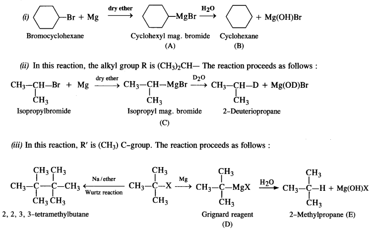 NCERT Solutions for Class 12 Chemistry Chapter 11 Alcohols, Phenols and Ehers tq 9a