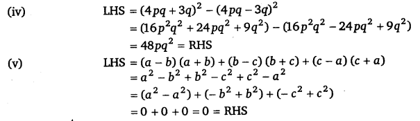 NCERT Solutions for Class 8 Maths Chapter 9 Algebraic Expressions and Identities 31