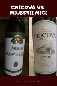 CRICOVA VS MILESTII MICI