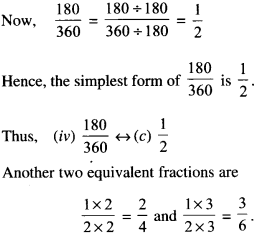 NCERT Solutions for Class 6 Maths Chapter 7 Fractions 52