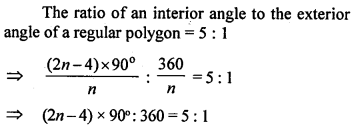 ML Aggarwal Class 9 Solutions for ICSE Maths Chapter 13 Rectilinear Figures  ct pq2