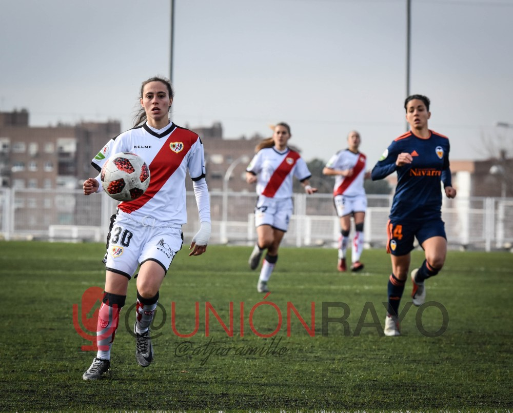 Femenino 1-1 Valencia