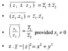 Plus One Maths Notes Chapter 5 Complex Numbers and Quadratic Equations