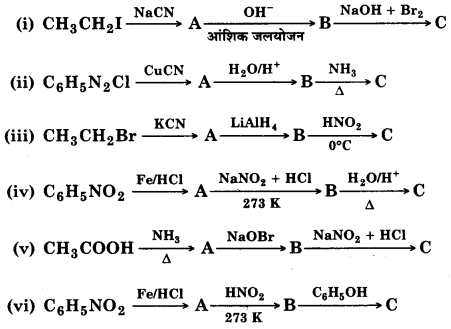 UP Board Solutions for Class 12 Chemistry Chapter 13 Amines 45