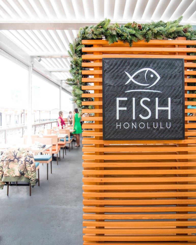 Fish Honolulu