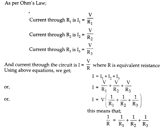 RBSE Solutions for Class 10 Science Chapter 10 Electricity Current Q29