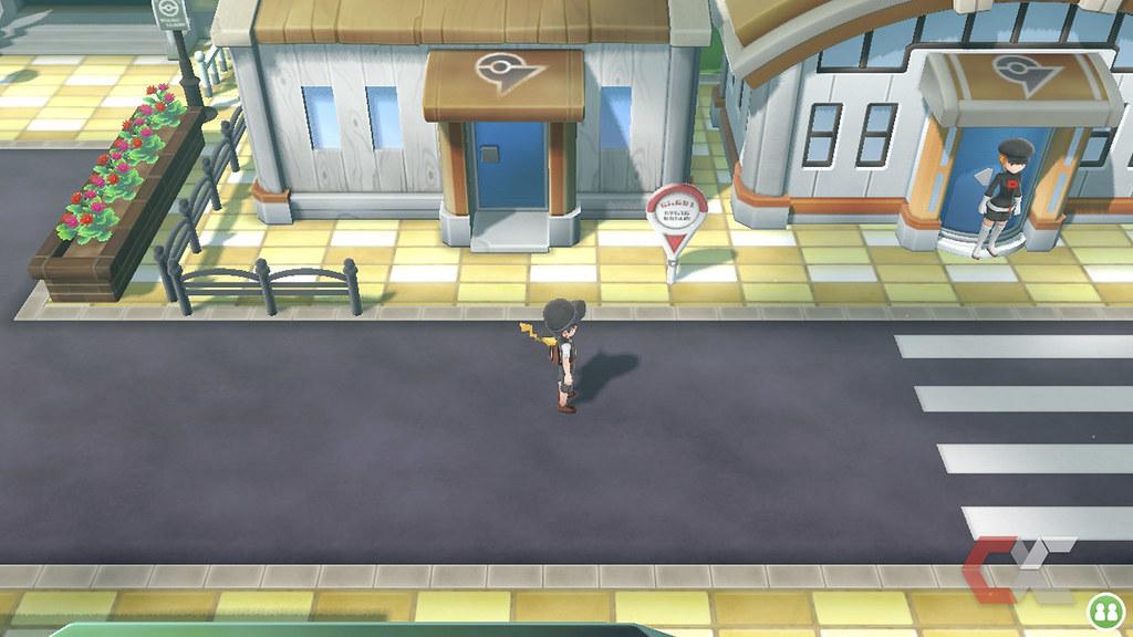 Review Pokemon Let s Go- OverCluster 02