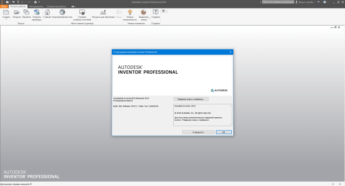 Working with Autodesk Inventor Professional 2019.2 x64 full