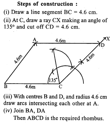 ML Aggarwal Class 9 Solutions for ICSE Maths Chapter 13 Rectilinear Figures  ex 2  21