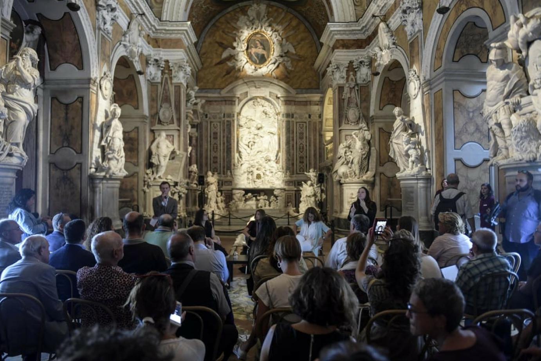Cappella Sansevero, Nápoles