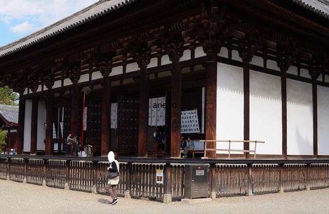 興福寺 お堂