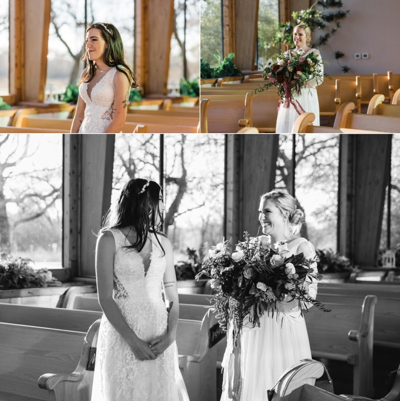 Dallas Lesbian Wedding Photographer