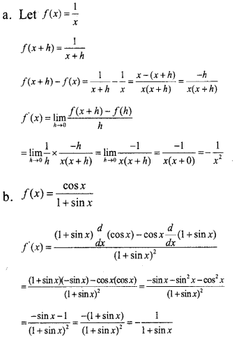 Plus One Maths Model Question Papers Paper 4A22