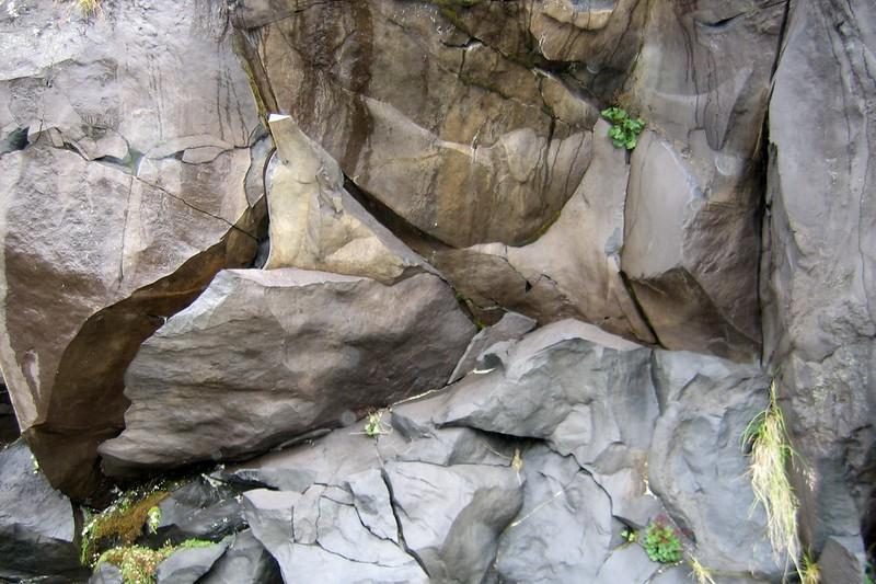 Скалы, Камчатка