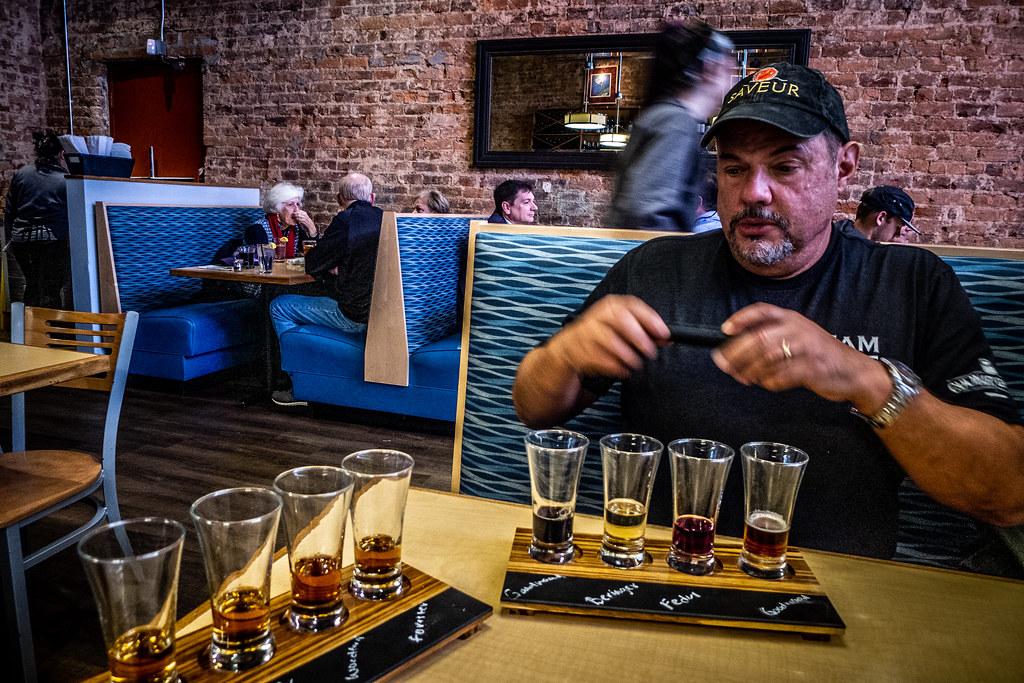 Bourbon Tasting at Grill Marks-007