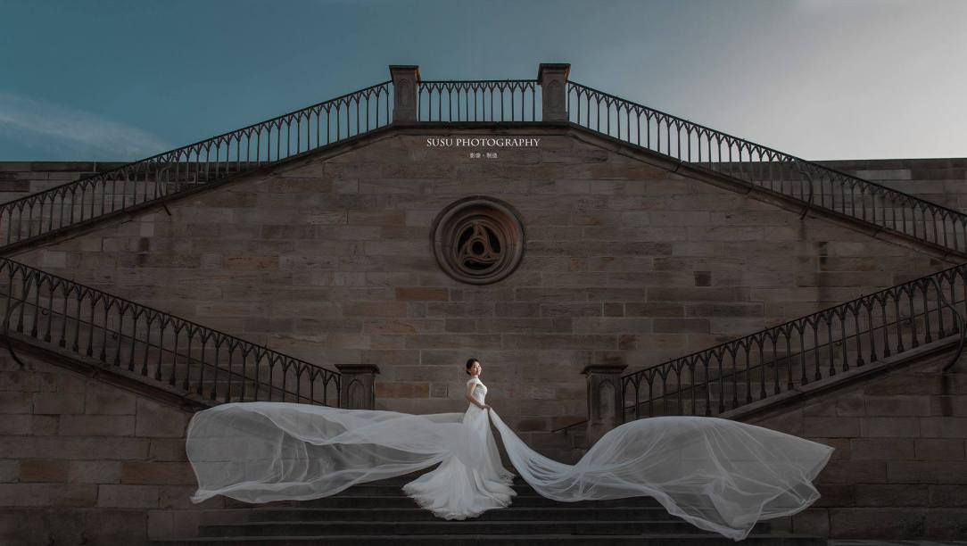 台南自助婚紗Susu影像