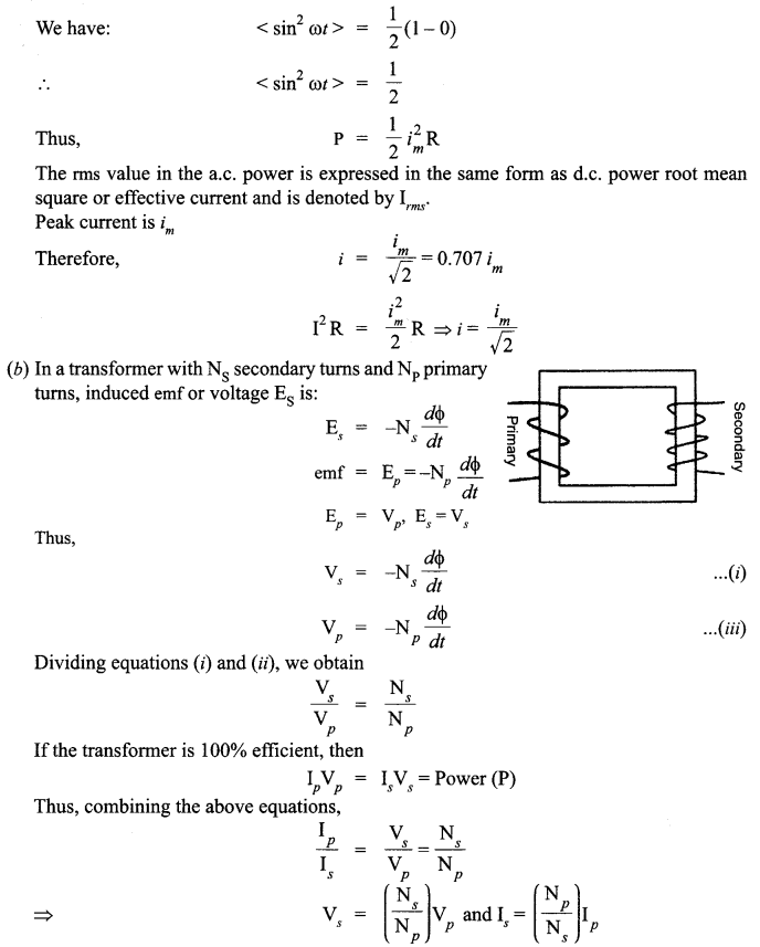 CBSE Sample Papers for Class 12 Physics Paper 2 48