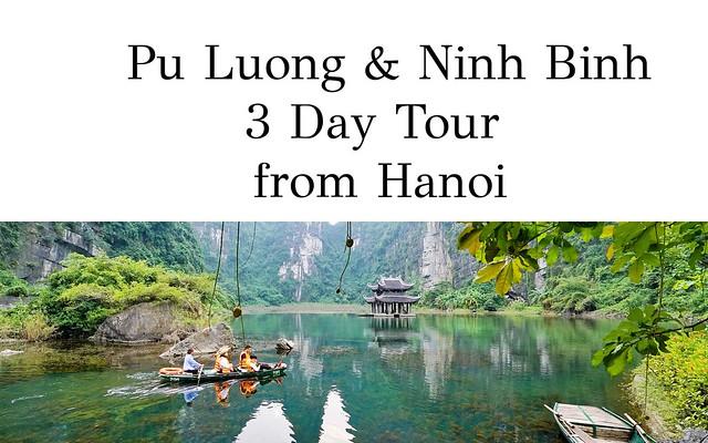 Pu luonngNInh Binh Tour