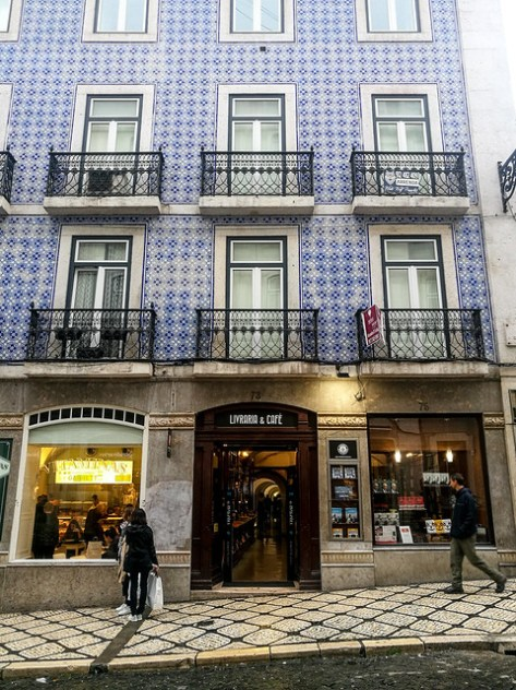 Lisbon - Bertrand Books