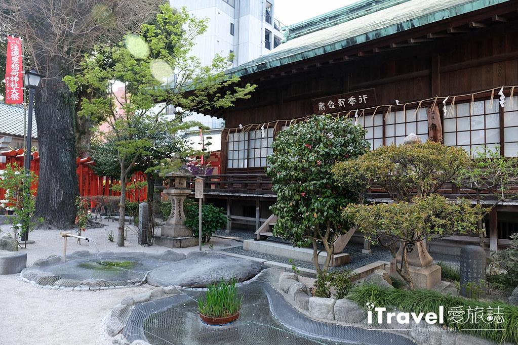 福岡賞櫻景點 櫛田神社 (20)