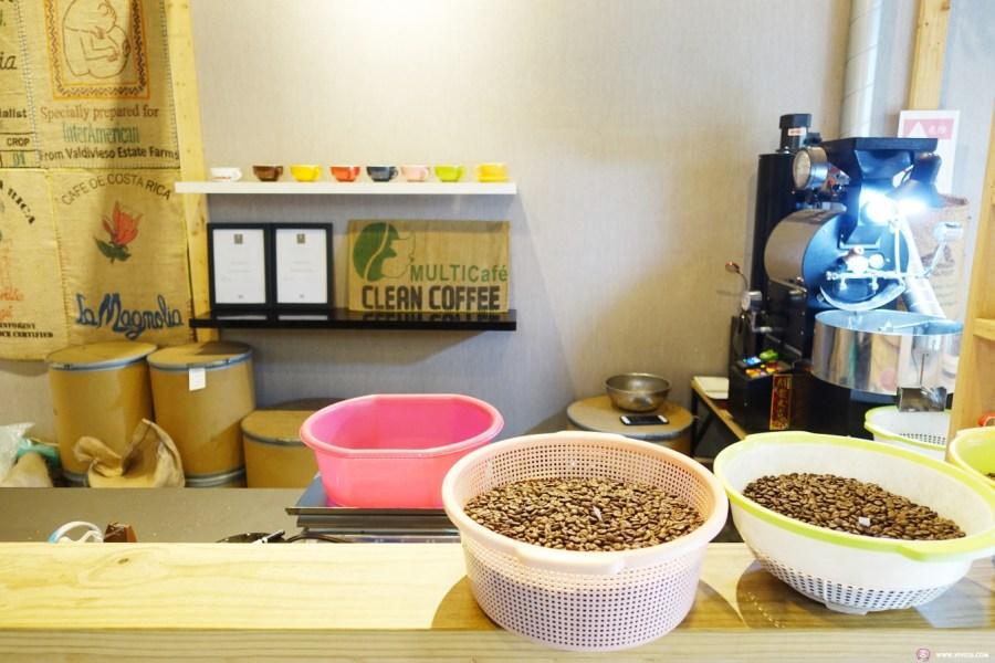 [桃園美食]La Dorma咖啡專賣店│在桃鶯路附近現磨手沖咖啡.自家烘培咖啡豆專賣店 @VIVIYU小世界