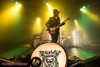 Reignwolf + Bend Sinister @ The Commodore Ballroom - November 6th 2018