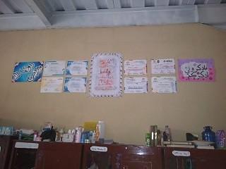 kondisi ruangan PP Nurul Islam Kab. Semarang