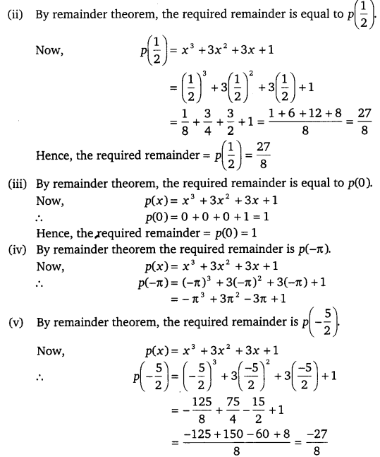NCERT Solutions for Class 9 Maths Chapter 2 Polynomials 20