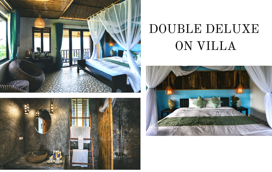 double deluxe on vila
