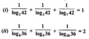 ML Aggarwal Class 9 Solutions for ICSE Maths Chapter 9