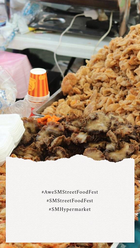 SM HYPERMARKET STREET FOOD FESTIVAL 2018