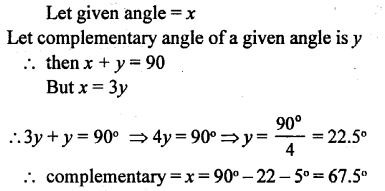 Selina Concise Mathematics Class 6 ICSE Solutions - Angles (With their Types) -r14