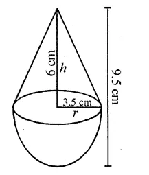 RD Sharma Class 10 Solutions Chapter 14 Surface Areas and Volumes Ex 14.2 27