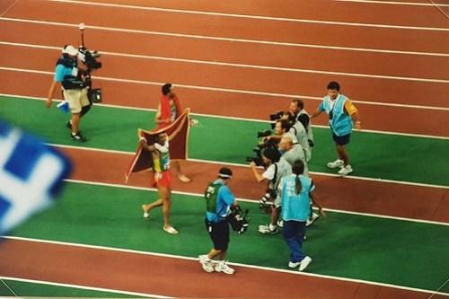 2004 Athènes - Jeux Olympiques - 28/08