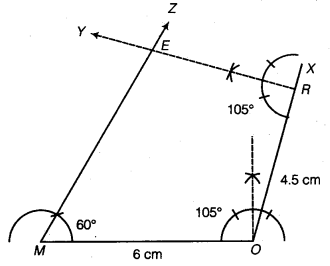 NCERT Solutions for Class 8 Maths Chapter 4 Practical Geometry 14