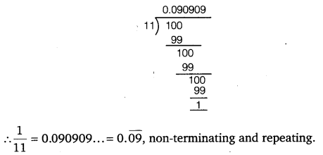 NCERT Solutions for Class 9 Maths Chapter 1 Number Systems 5