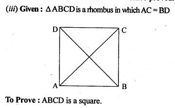 ML Aggarwal Class 9 Solutions for ICSE Maths Chapter 13 Rectilinear Figures  ex 9b