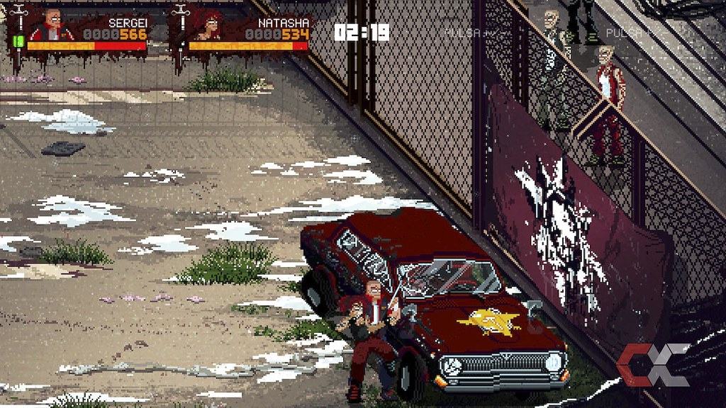 Mother Russia Bleeds Review - OverCluster 10