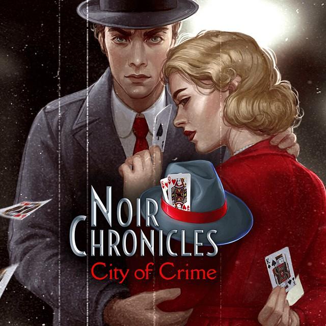 Noir Chronicles City of Crime