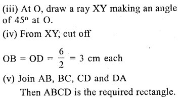 ML Aggarwal Class 9 Solutions for ICSE Maths Chapter 13 Rectilinear Figures  ex 2  16a